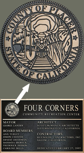 Four Corners Emblems - FourCorners - Emblems