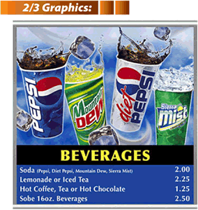 Menu Systems - 23 graphics menu - Menu Systems