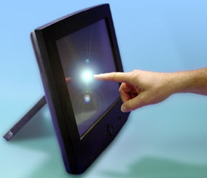 Technology Newsletter - March08 - touch screen 1 - Technology Newsletter – March08