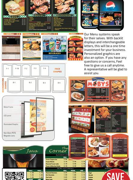 Sign 2000 Products Catalog 2015