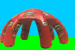 Banners, Flags & Balloons - balloons Pringles Tent - Banners, Flags & Balloons