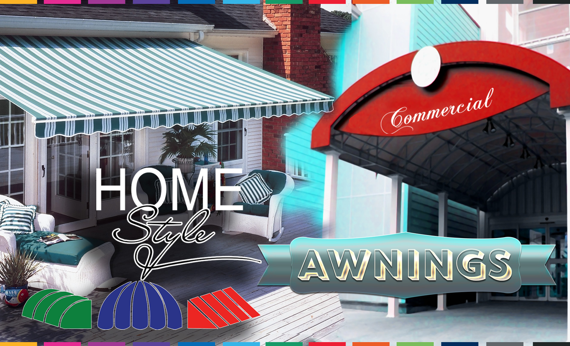 Home Version 9 - awnings - Store