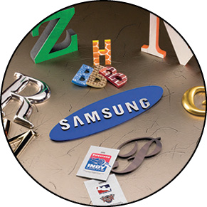 DISPLAY LETTERS PLASTIC LETTERS & LOGOS - 3 - Plastic Letters & Logos