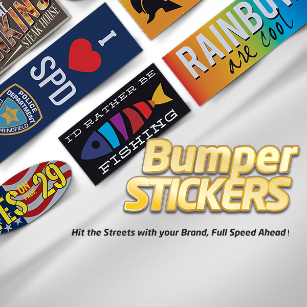 custom signs - AD E BumperSticker 03 - Custom Signs, Banners, Car Magnets and More – Sign 2000