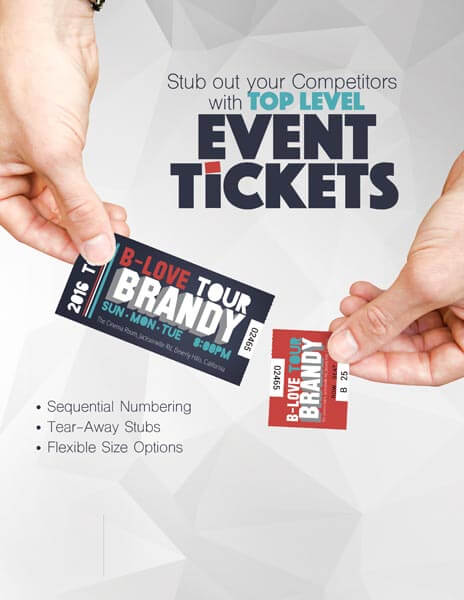 custom signs - EventTickets 01 - Custom Signs, Banners, Car Magnets and More – Sign 2000