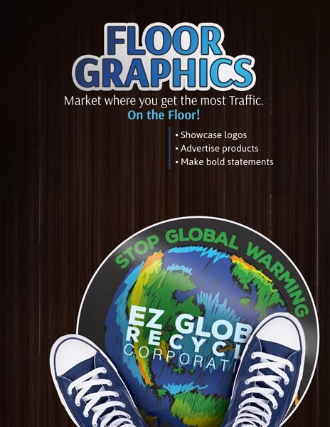 custom signs - FloorGraphics 02 - Custom Signs, Banners, Car Magnets and More – Sign 2000